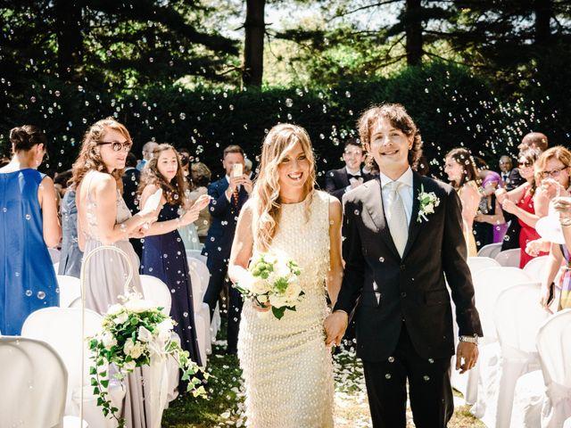 Il matrimonio di Marco e Luisa a Comignago, Novara 39