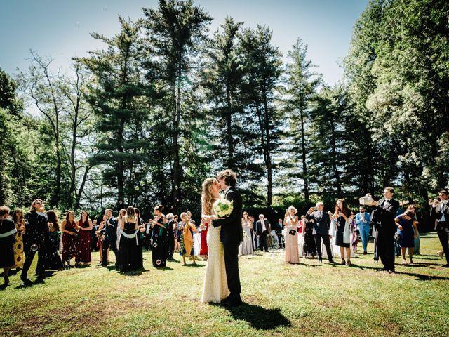Il matrimonio di Marco e Luisa a Comignago, Novara 41
