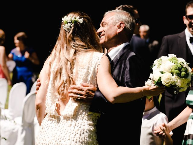 Il matrimonio di Marco e Luisa a Comignago, Novara 42