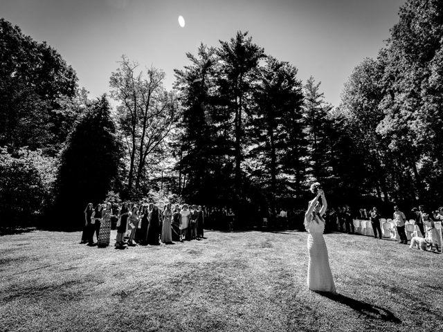 Il matrimonio di Marco e Luisa a Comignago, Novara 43