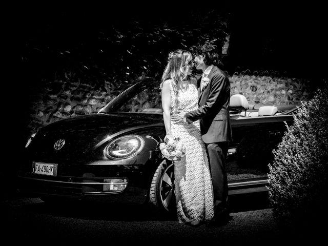 Il matrimonio di Marco e Luisa a Comignago, Novara 46