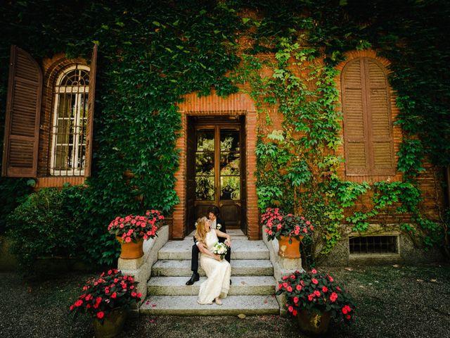 Il matrimonio di Marco e Luisa a Comignago, Novara 55
