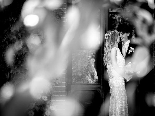 Il matrimonio di Marco e Luisa a Comignago, Novara 57
