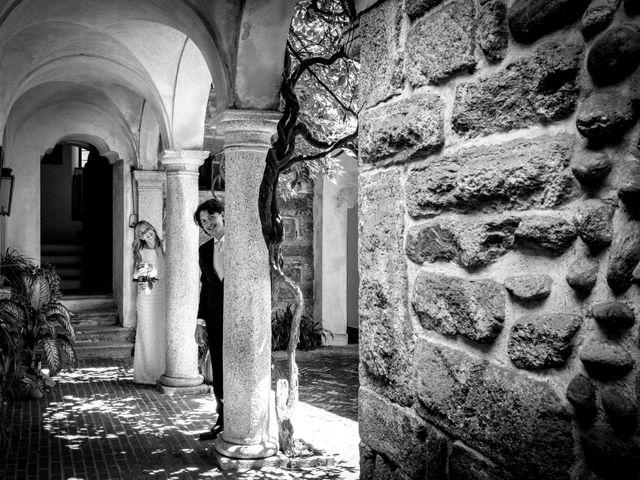 Il matrimonio di Marco e Luisa a Comignago, Novara 62