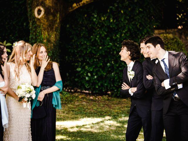 Il matrimonio di Marco e Luisa a Comignago, Novara 66
