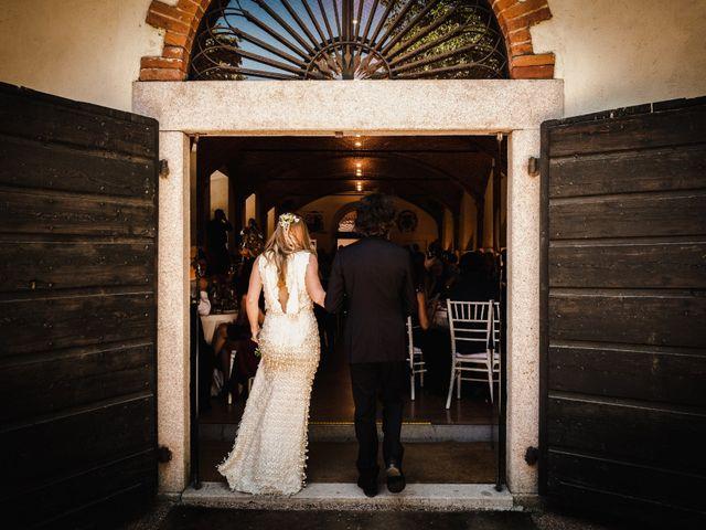 Il matrimonio di Marco e Luisa a Comignago, Novara 71