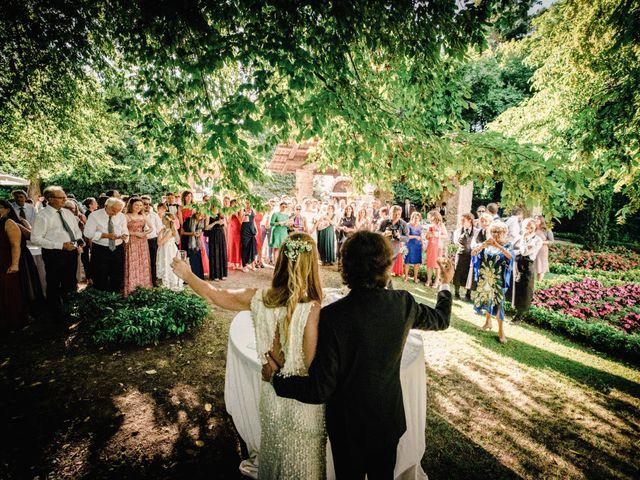 Il matrimonio di Marco e Luisa a Comignago, Novara 75
