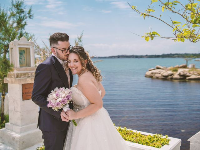 Le nozze di Fabiana e Luca