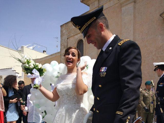 Il matrimonio di Mino e Anna Daniela  a Santa Cesarea Terme, Lecce 6