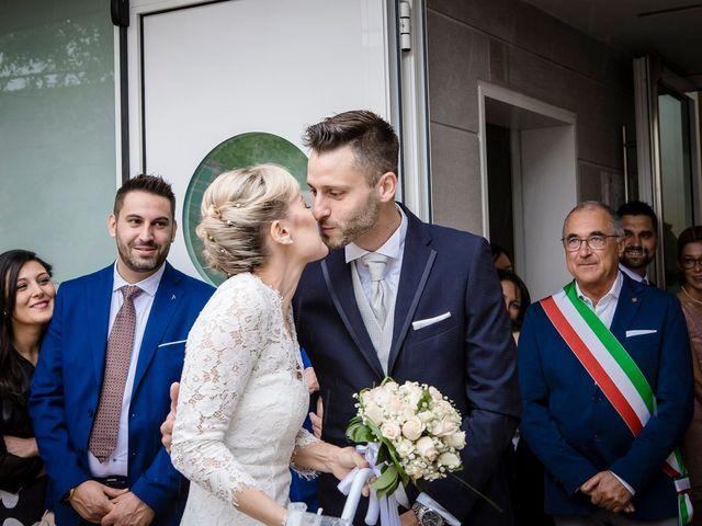 Il matrimonio di Amaranta  e Marco a Feletto Umberto, Udine 2