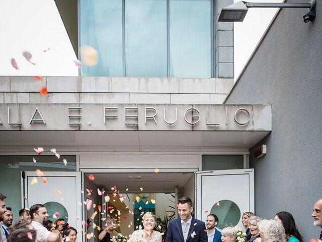 Il matrimonio di Amaranta  e Marco a Feletto Umberto, Udine 8