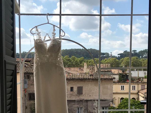 Il matrimonio di Jose e Silvia  a Roma, Roma 7