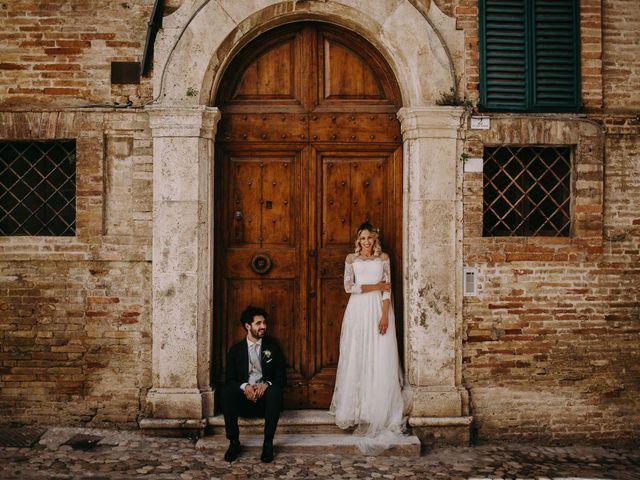 Il matrimonio di Marco e Valeria a Grottammare, Ascoli Piceno 97