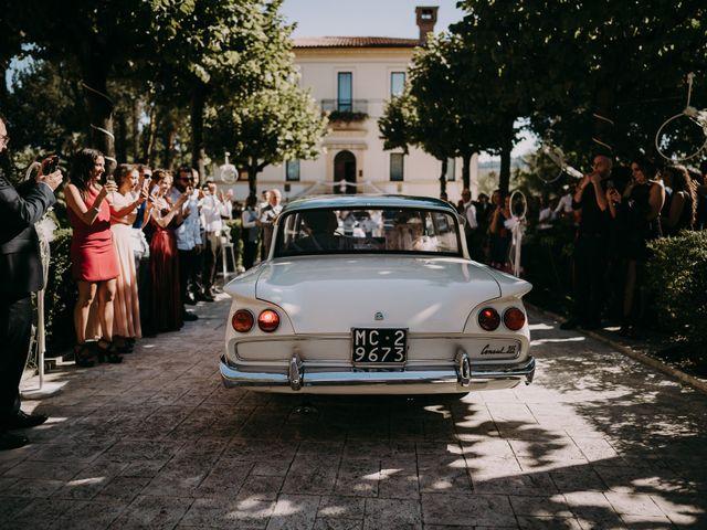 Il matrimonio di Marco e Valeria a Grottammare, Ascoli Piceno 102