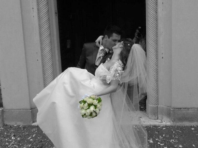 Il matrimonio di Luca e Silvia a Pantigliate, Milano 2