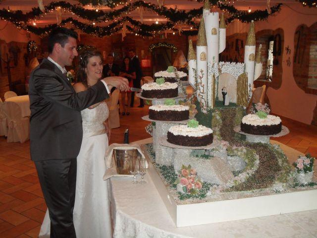 Il matrimonio di Luca e Silvia a Pantigliate, Milano 1
