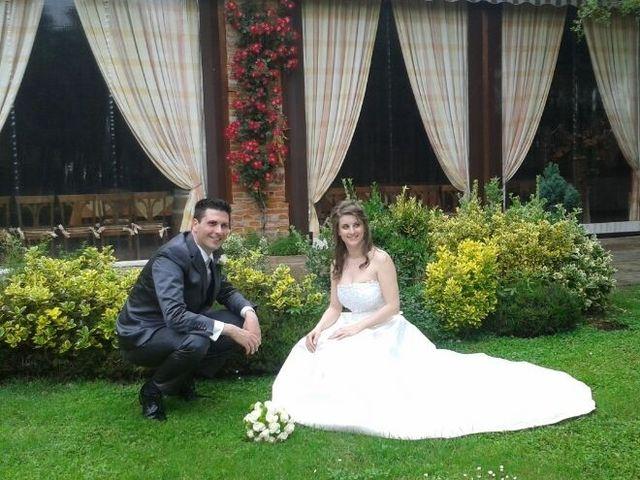 Il matrimonio di Luca e Silvia a Pantigliate, Milano 6