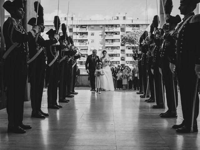 Il matrimonio di Gabriele e Maria Teresa a Roma, Roma 19
