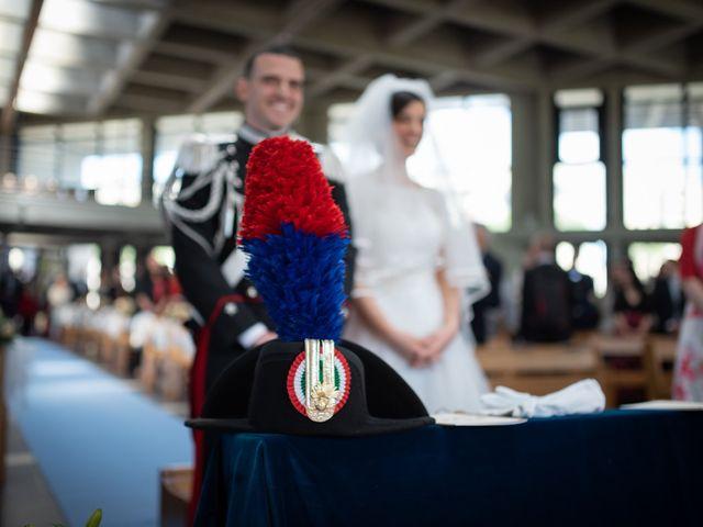 Il matrimonio di Gabriele e Maria Teresa a Roma, Roma 20