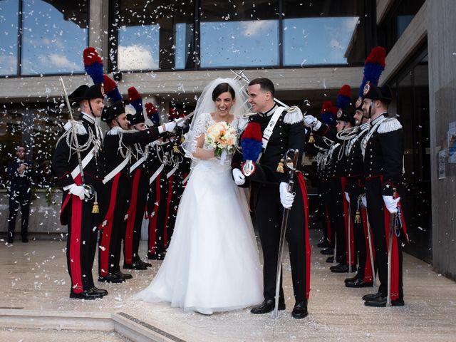 Il matrimonio di Gabriele e Maria Teresa a Roma, Roma 28