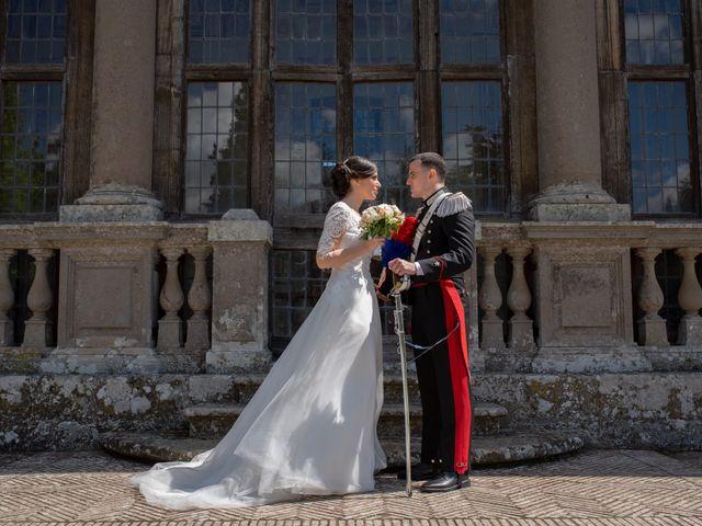 Il matrimonio di Gabriele e Maria Teresa a Roma, Roma 32