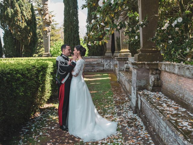 Il matrimonio di Gabriele e Maria Teresa a Roma, Roma 34