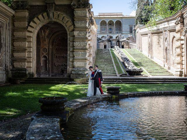 Il matrimonio di Gabriele e Maria Teresa a Roma, Roma 35