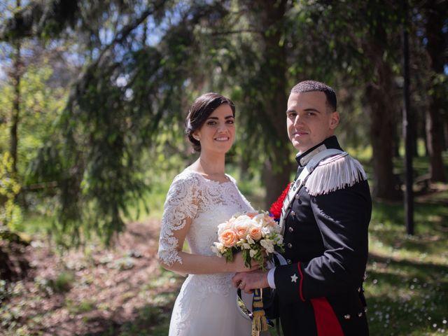 Il matrimonio di Gabriele e Maria Teresa a Roma, Roma 38