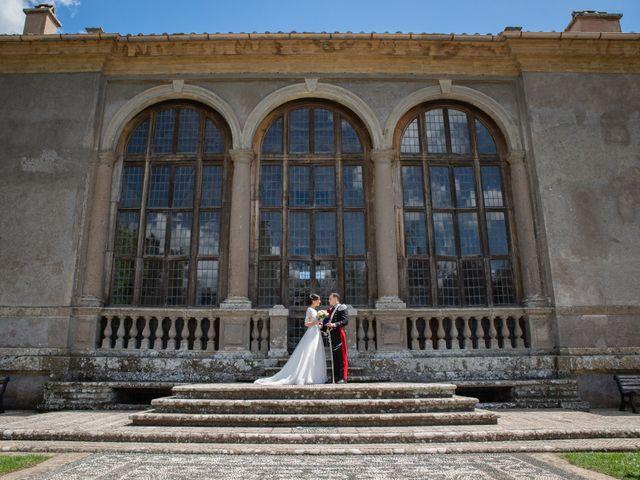 Il matrimonio di Gabriele e Maria Teresa a Roma, Roma 39