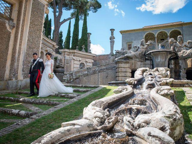 Il matrimonio di Gabriele e Maria Teresa a Roma, Roma 1