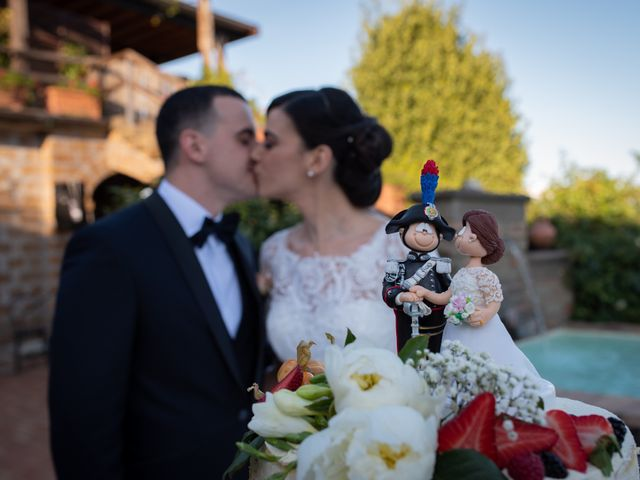 Il matrimonio di Gabriele e Maria Teresa a Roma, Roma 53