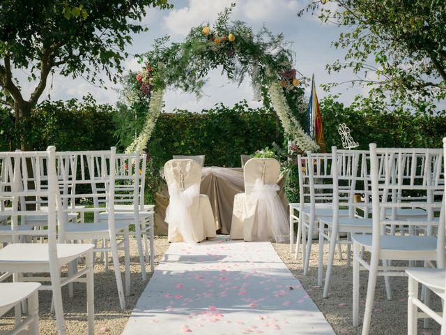 Il matrimonio di Davide e Alexandria a Salgareda, Treviso 7