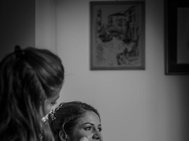 Il matrimonio di Davide e Alexandria a Salgareda, Treviso 15