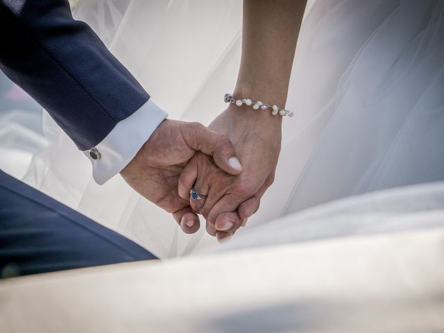 Il matrimonio di Davide e Alexandria a Salgareda, Treviso 19