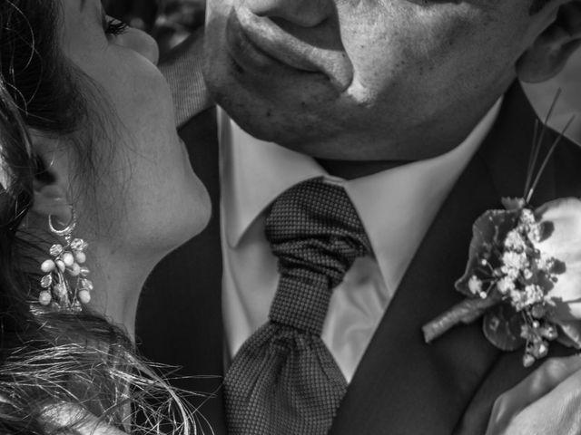 Il matrimonio di Davide e Alexandria a Salgareda, Treviso 20