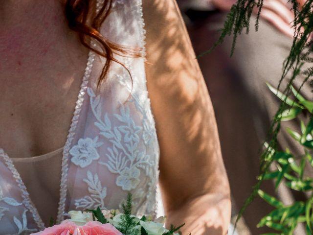 Il matrimonio di Davide e Alexandria a Salgareda, Treviso 22