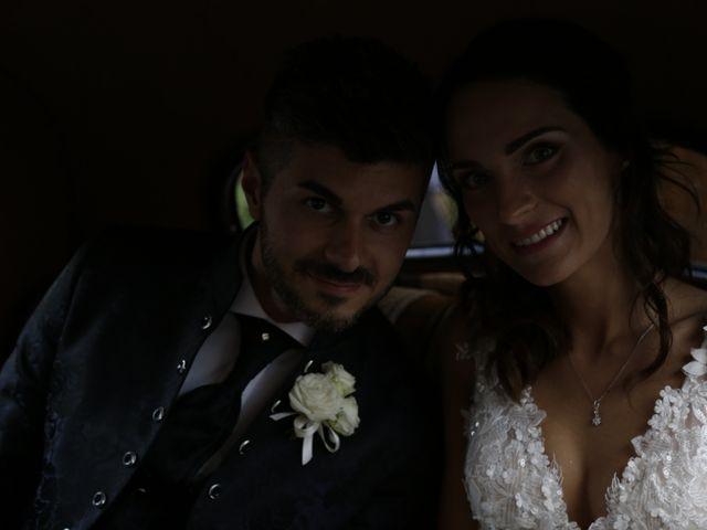 Le nozze di Mattia e Michela