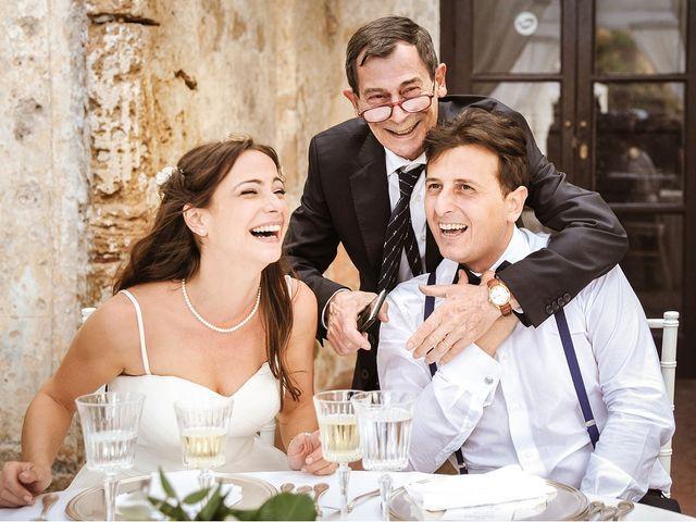 Il matrimonio di Salvo e Silvia a Palermo, Palermo 29
