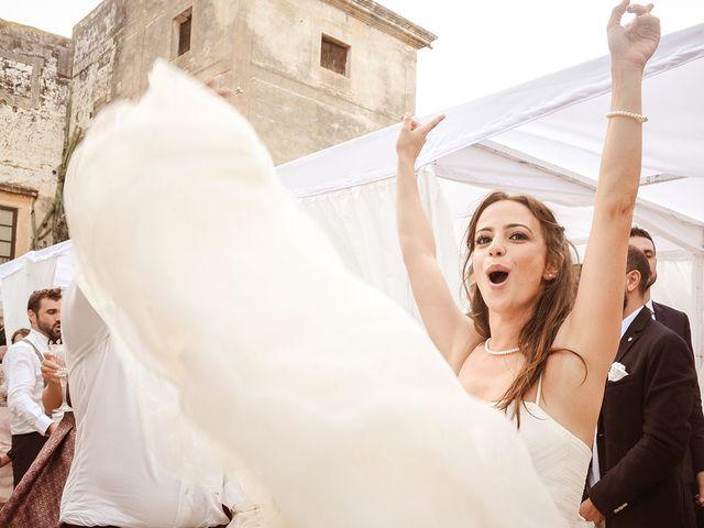 Il matrimonio di Salvo e Silvia a Palermo, Palermo 35