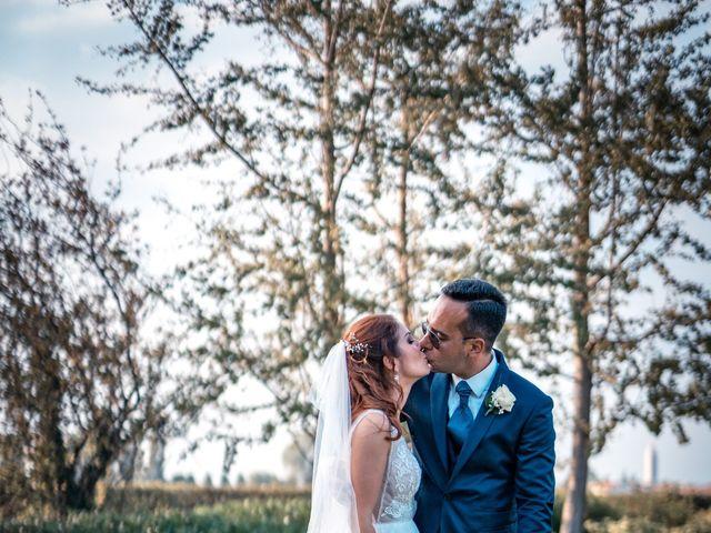 Il matrimonio di Davide e Alexandria a Salgareda, Treviso 28