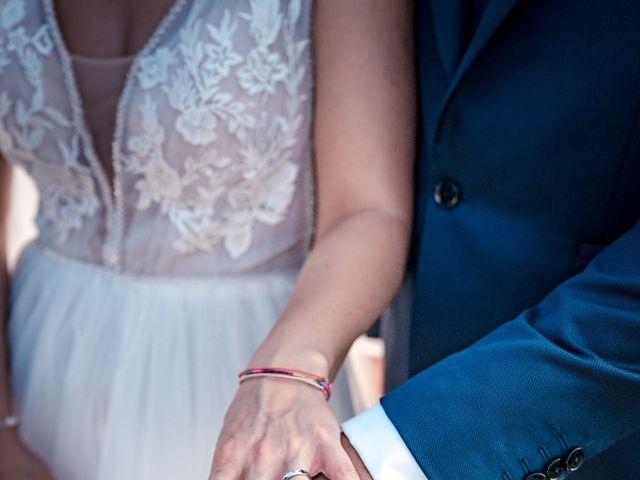 Il matrimonio di Davide e Alexandria a Salgareda, Treviso 29