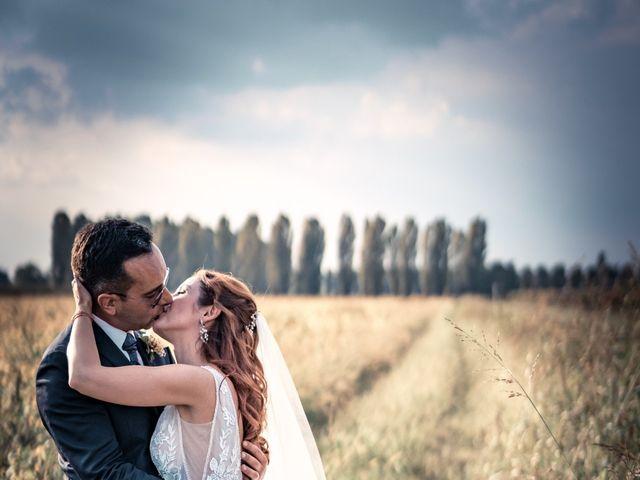 Il matrimonio di Davide e Alexandria a Salgareda, Treviso 33