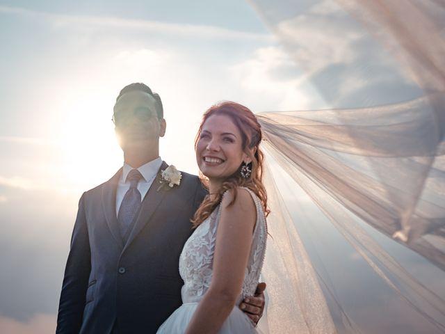 Il matrimonio di Davide e Alexandria a Salgareda, Treviso 36
