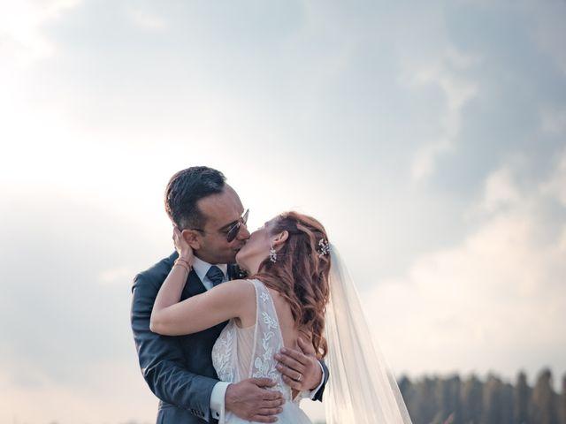 Il matrimonio di Davide e Alexandria a Salgareda, Treviso 37