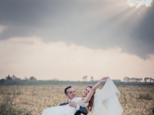 Il matrimonio di Davide e Alexandria a Salgareda, Treviso 41