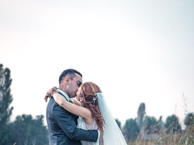 Il matrimonio di Davide e Alexandria a Salgareda, Treviso 49