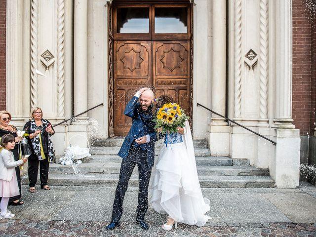 Il matrimonio di Fabrizio e Marialucia a Asti, Asti 1