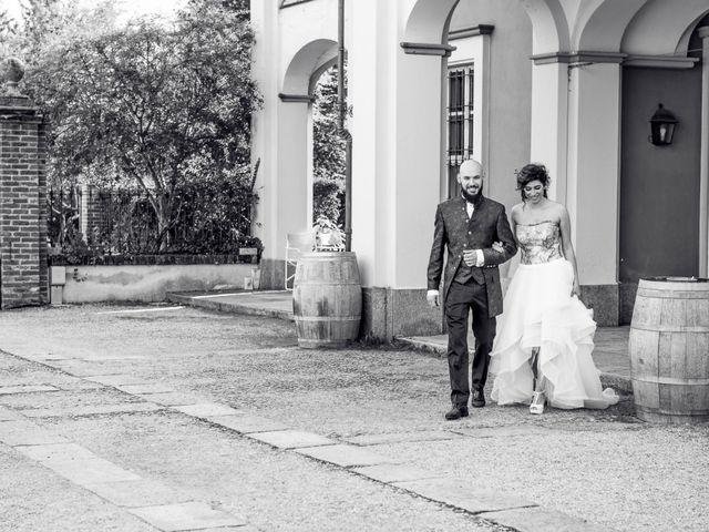 Il matrimonio di Fabrizio e Marialucia a Asti, Asti 28