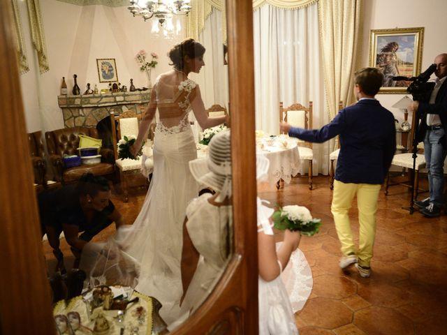 Il matrimonio di Fabio e Valeria a Mesagne, Brindisi 6