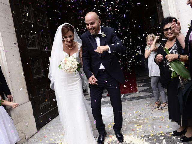 Il matrimonio di Fabio e Valeria a Mesagne, Brindisi 14